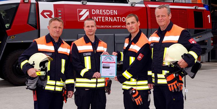 Dresden - last week's anna.aero 'Arch of Triumph' winners