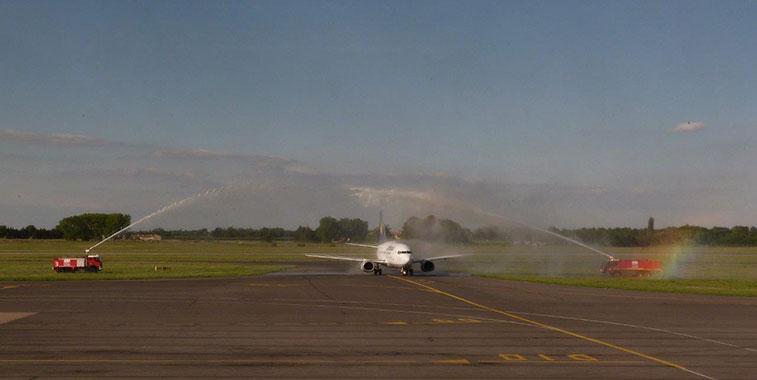 Lufthansa Frankfurt to Montpellier