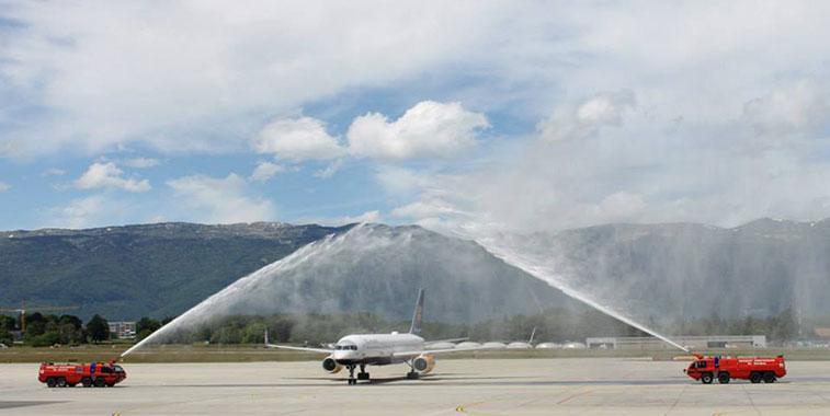 Icelandair Reykjavik/Keflavik to Geneva