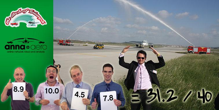 Qatar Airways Doha to Istanbul Sabiha Gökçen
