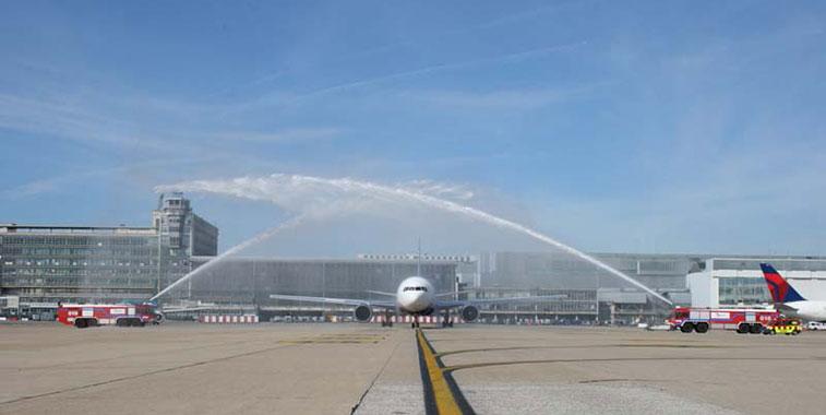US Airways Charlotte Douglas to Brussels