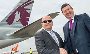 Qatar Airways makes Edinburgh its latest city in Europe