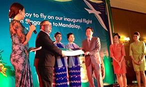 SilkAir adds Mandalay in Myanmar to network