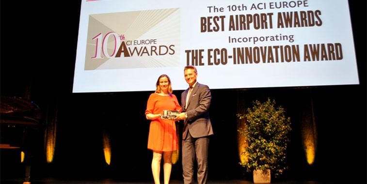 ACI EUROPE Best Airport Awards 2014 - Athens International Airport