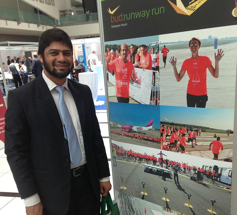 Pakistan Airlines' Irfan Ullah