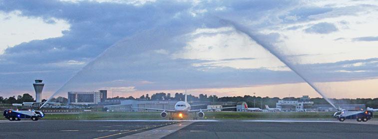 Aegean Airlines Athens to Birmingham 10 June