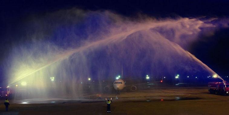 Pegasus Airlines Istanbul Sabiha Gökçen to Mineralnye Vody 30 Ma