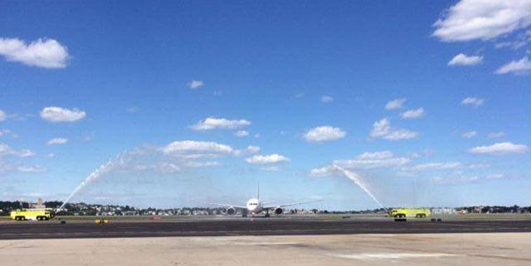 Hainan Airline Beijing to Boston