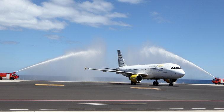 Vueling Malaga to Lanzarote