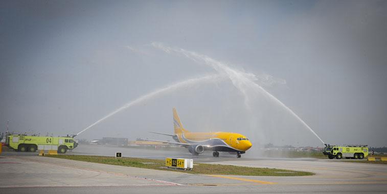 Europe Airpost Brest to Porto