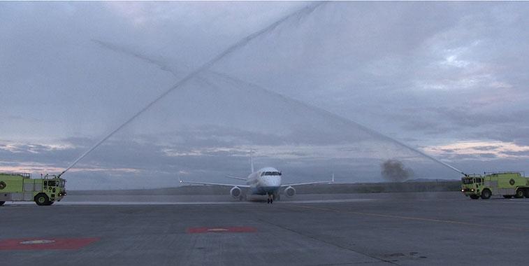 Flybe Birmingham to Reykjavik/Keflavik