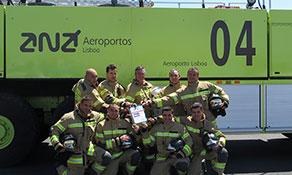 Portuguese pride restored with Lisbon Airport win