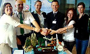 transavia.com France touches down in Barcelona