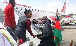 Kenya Airways' traffic up 1.1% in 2013; Nairobi-Mombasa top S14 route