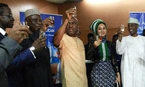 Arik Air arrives at Dubai from Lagos and Abuja