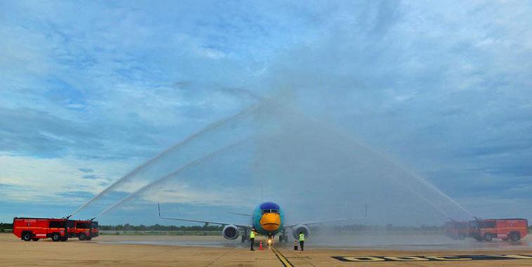 Nok Air Bangkok Don Mueang to Khon Kaen