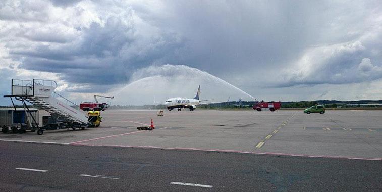 Ryanair Krakow to Gdansk
