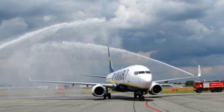 Ryanair Porto to Rennes
