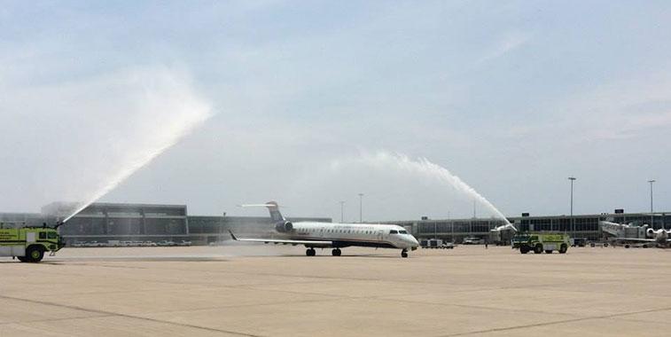 US Airways Charlotte Douglas to Tulsa