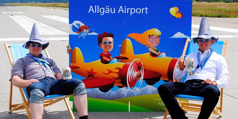 Team Allgäu Airport