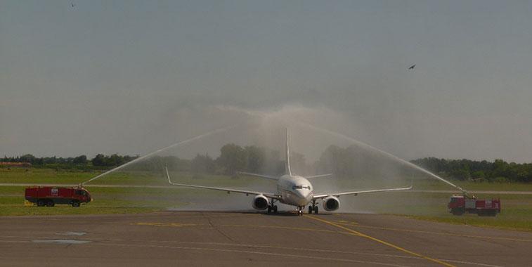 Royal Air Maroc Casablanca to Montpellier 26 July