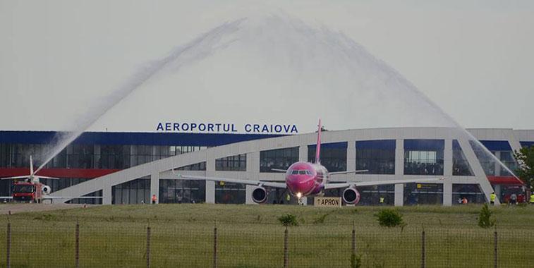 Wizz Air Craiova to Dortmund 24 July