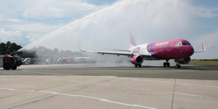 Wizz Air Dortmund to Craiova 24 July