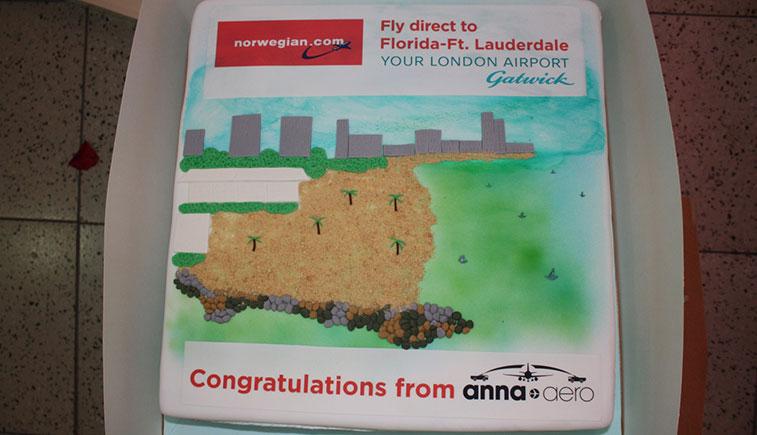 Fort Lauderdale cake