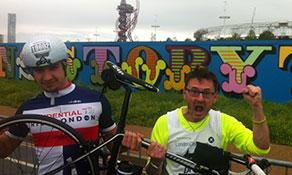 "anna.aero ""wins"" LCY-sponsored London Surrey 100"