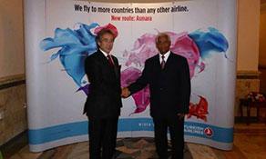 Turkish Airlines, Qatar Airways put Eritrea on the global aviation map