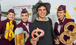 germanwings adds new Germany-UK service