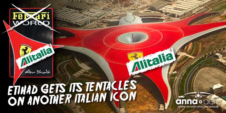 Alitalia awaits deal with Etihad Airways