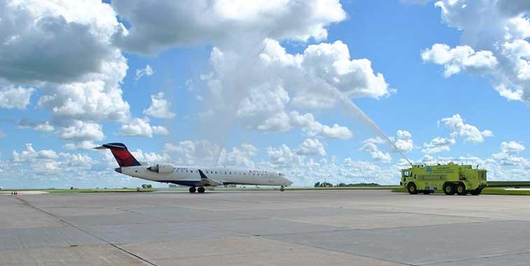 Delta Air Lines Atlanta to Rochester