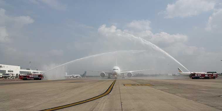 Emirates Dubai to Brussels