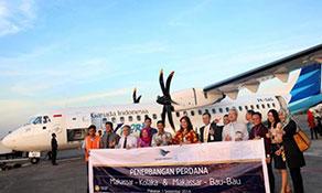 Garuda Indonesia adds two domestic routes