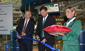 Alitalia adds Marrakech service to Rome Fiumicino hub