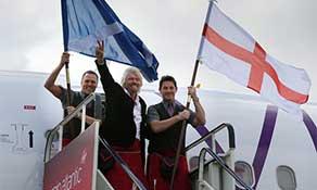 Virgin Atlantic's Little Red service still struggling to fill more than half of its seats as UK domestic market stops shrinking