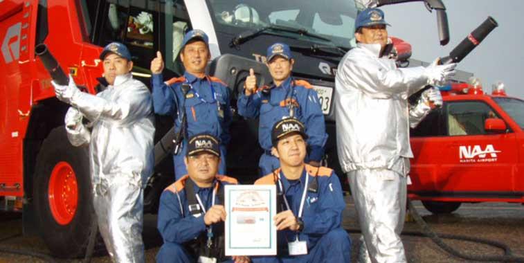 Tokyo Narita FTWA win