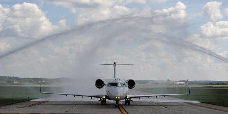 US Airways Charlotte Douglas to Grand Rapids