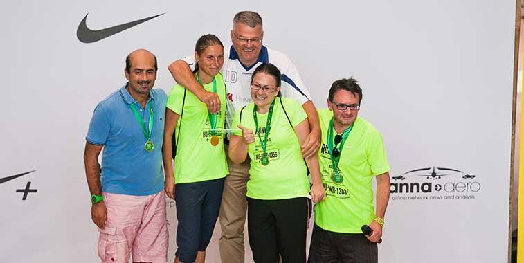 Heinemann's  team
