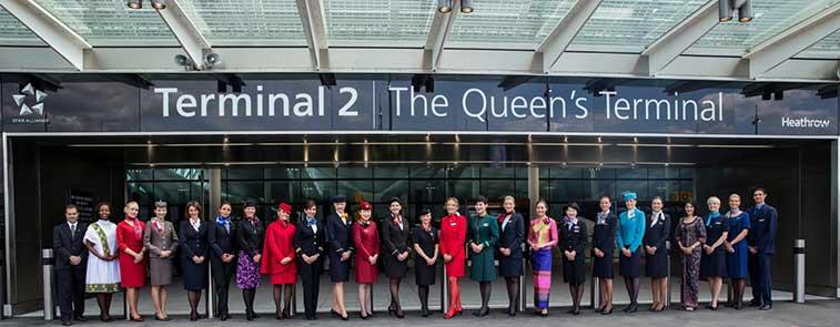 Queens Terminal - Heathrow