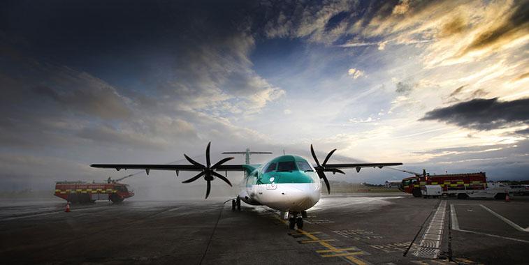 Aer Lingus Dublin to Leeds Bradford