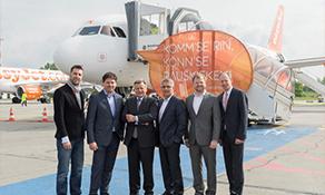 easyJet now #2 in Berlin serving over 40 destinations