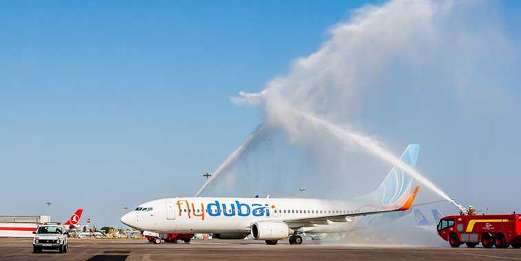 flydubai Dubai to Almaty