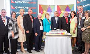 Qantas lacks capacity bounce at its main hub Sydney