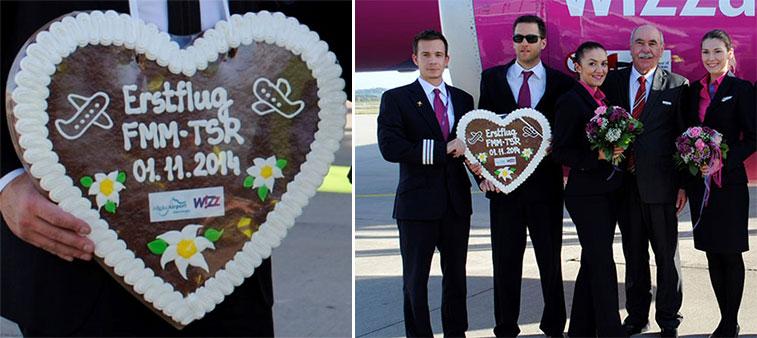Cake 17 – Wizz Air Timisoara to Memmingen