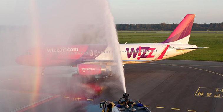 Water Arch 7 – Wizz Air Gdansk to Groningen