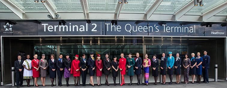 London Heathrow's new Terminal 2 The Queen's Terminal