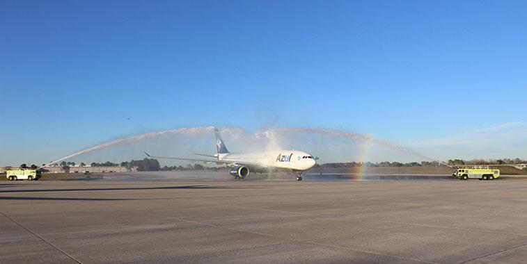 Azul Airlines Sao Paulo Viracopos to Orlando 15 December