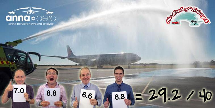 China Airlines FTWA